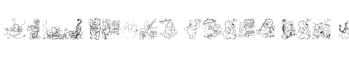 Preview of 001 Disney's Pooh1 Regular