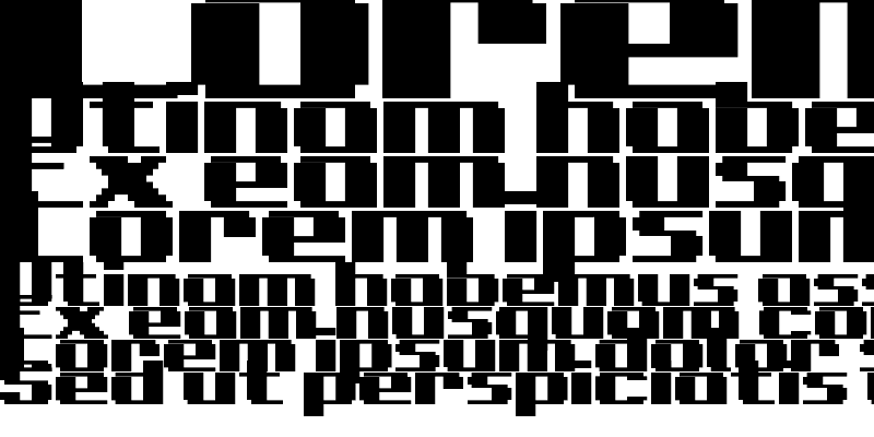 Sample of 01Dominatrix Regular