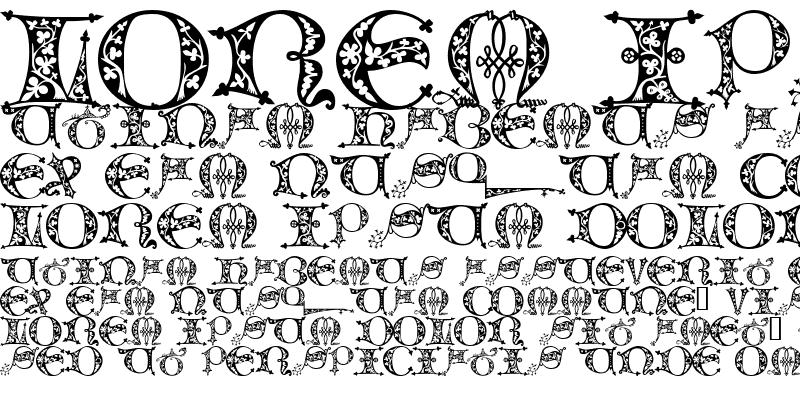 Sample of 101! Medieval Alpha