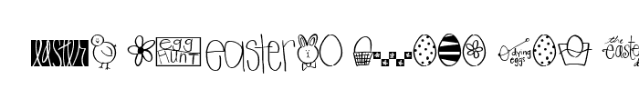 Preview of 2Peas Easter Regular
