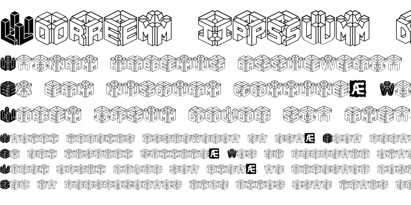 Sample of 3D LET (BRK)