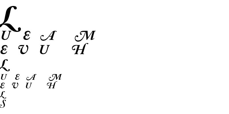 Sample of ACaslon SwashBoldItalic