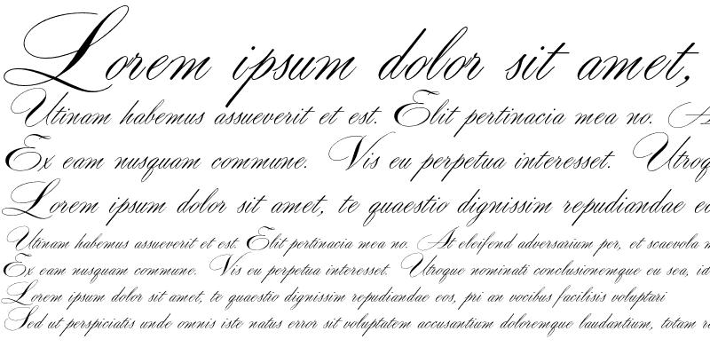 Sample of Adagio Pro Regular