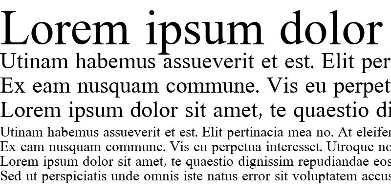 Sample of AdaMediumMF Regular