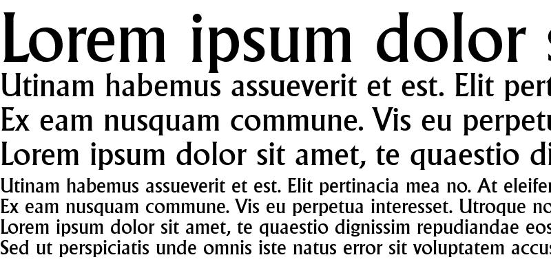 Sample of Adelon-Serial-Medium Regular