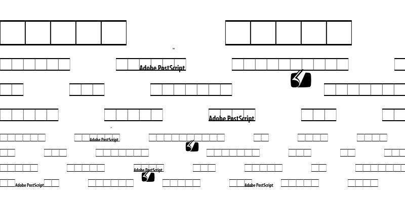 Sample of AdobeCorporateIDPostScript