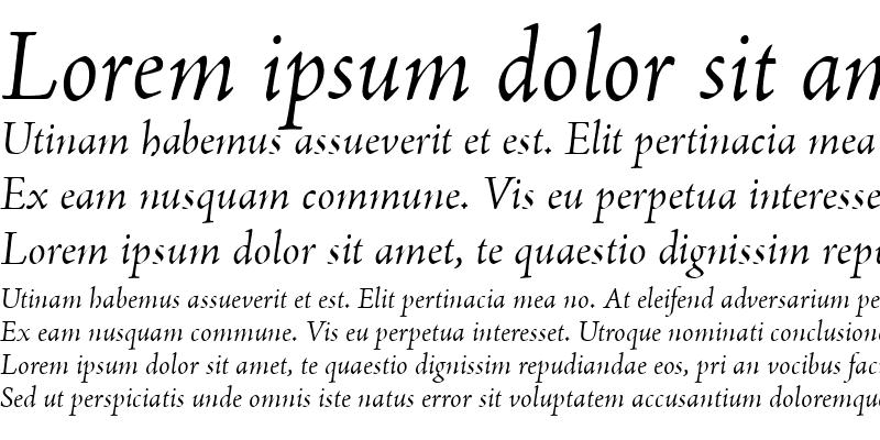 Sample of AdobeJenson