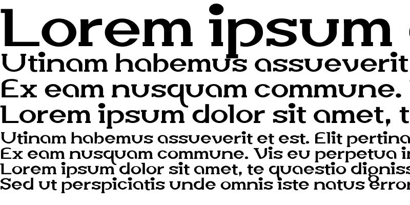 Sample of aguije Caiman Regular