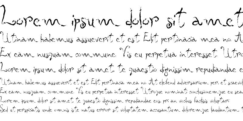 Sample of AL Gypsy Regular