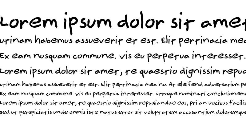 Sample of AL Simplicity