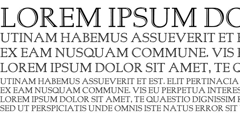 Sample of Albertan Inline