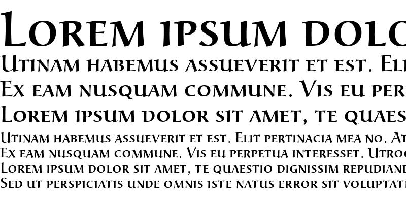 Sample of Alcuin Becker Caps
