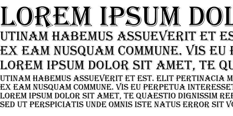Sample of Algerian D
