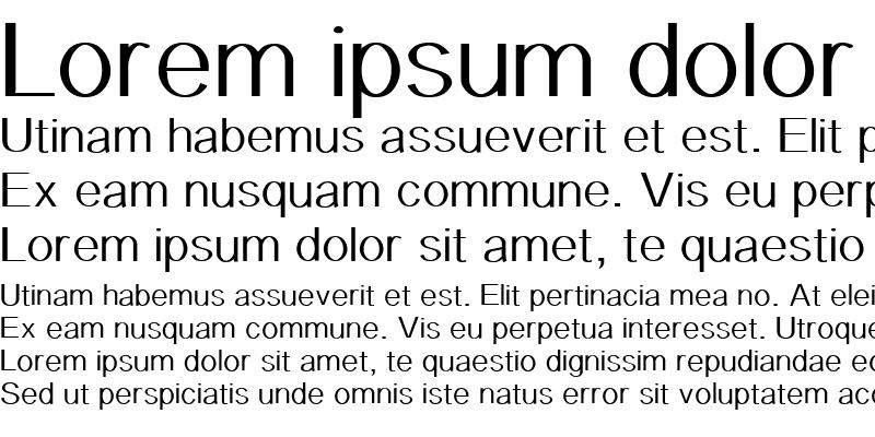 Sample of Alice5 Unicode