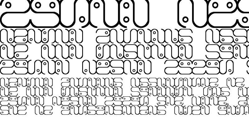 Sample of Alien Language