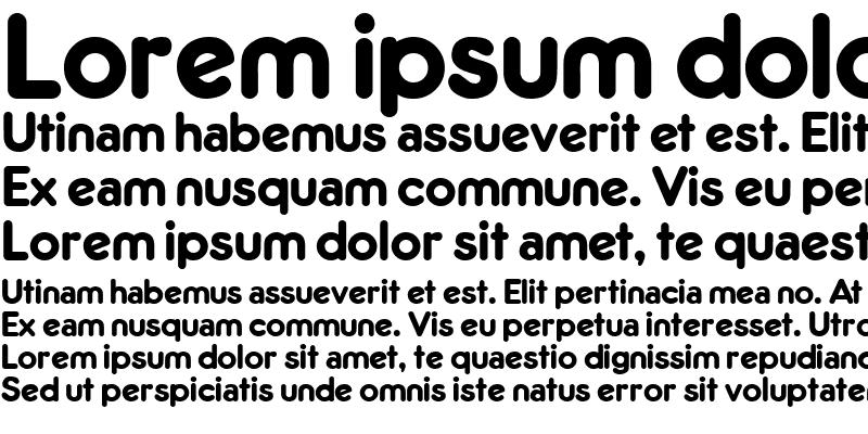 Sample of Allgemeine