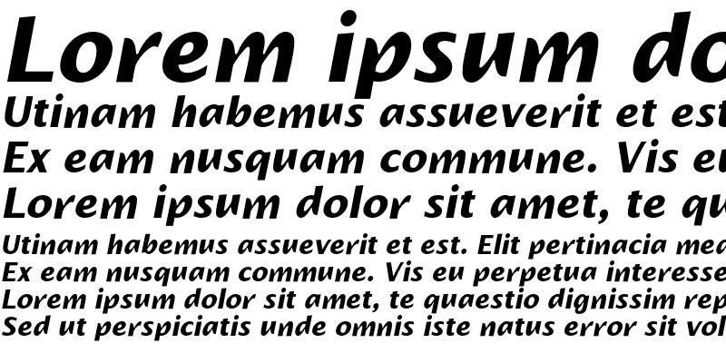 Sample of Alphabet2