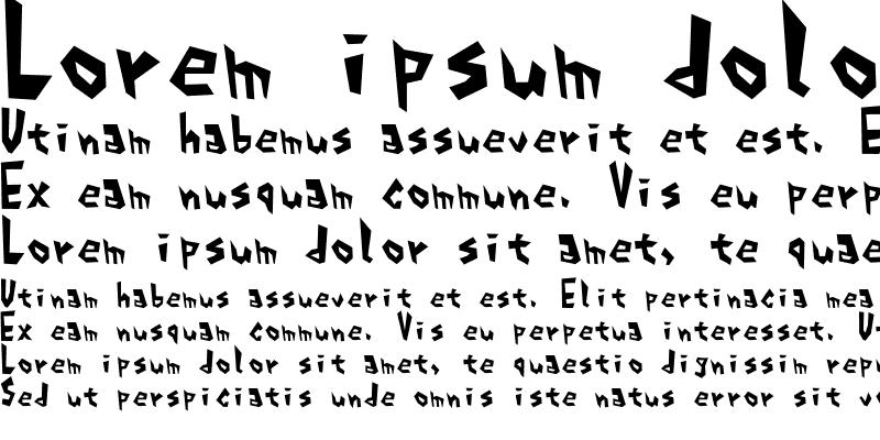 Sample of Alphabet_01