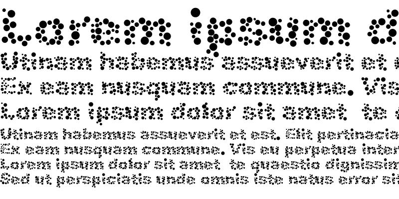 Sample of Alphabet_05