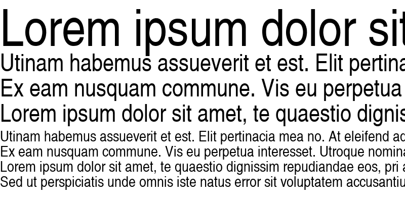 Sample of Alps Condensed