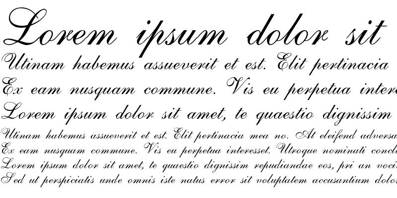 Sample of ALS Script