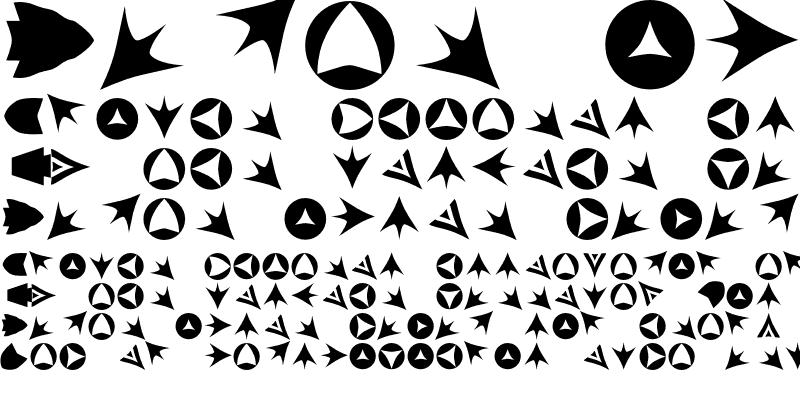 Sample of Altemus BordersOne