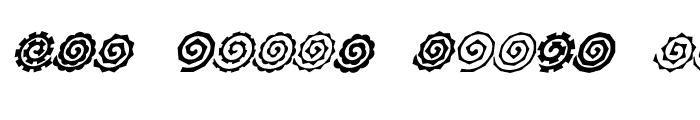 Preview of Altemus Spirals Bold Italic