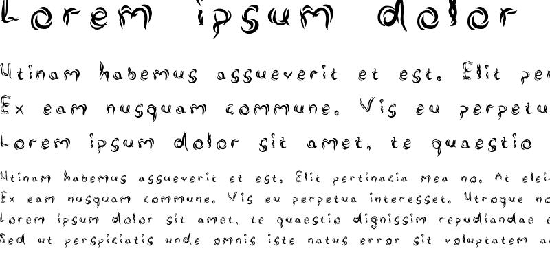 Sample of Alterna