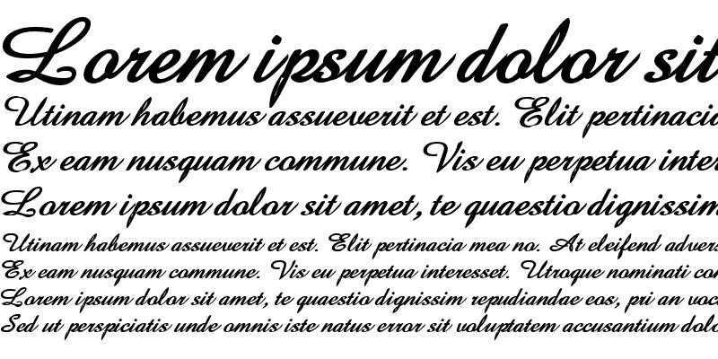 Sample of Amaze Bold Italic