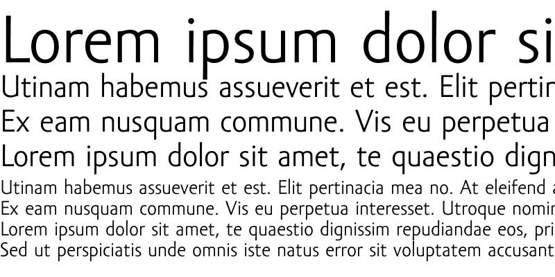 Sample of Amor Sans Pro