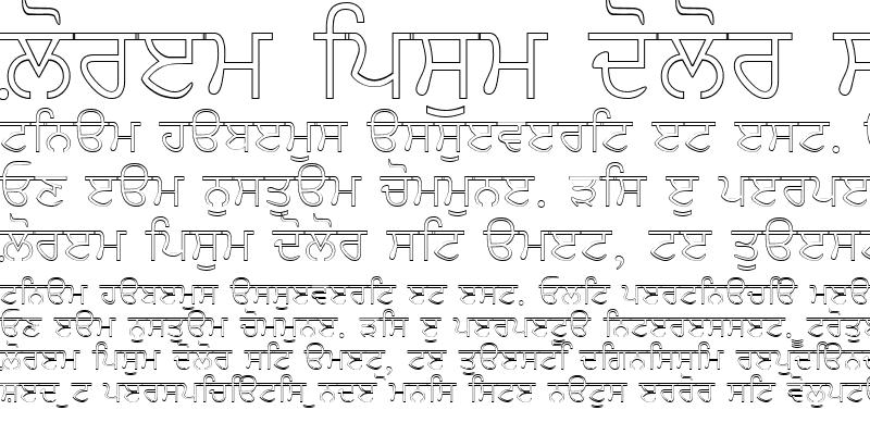 Sample of AmrOutlined