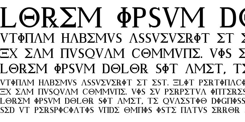 Sample of Ancient Geek