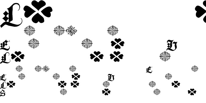 Sample of Anders Plain Capitals Regular