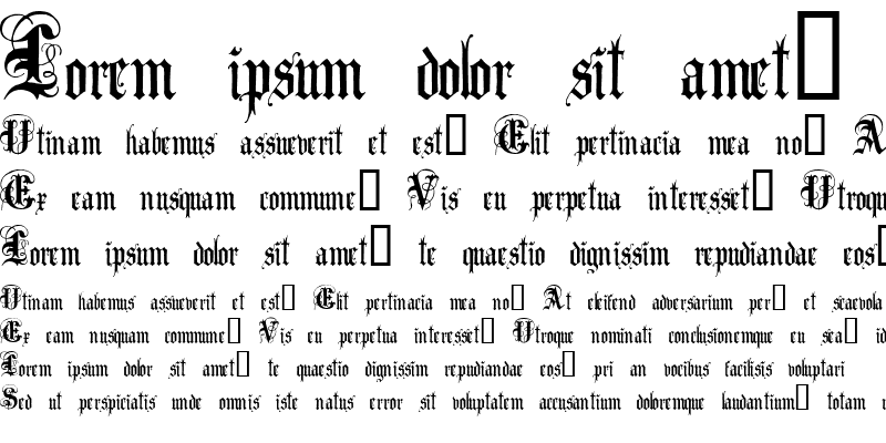 Sample of Anglo Text