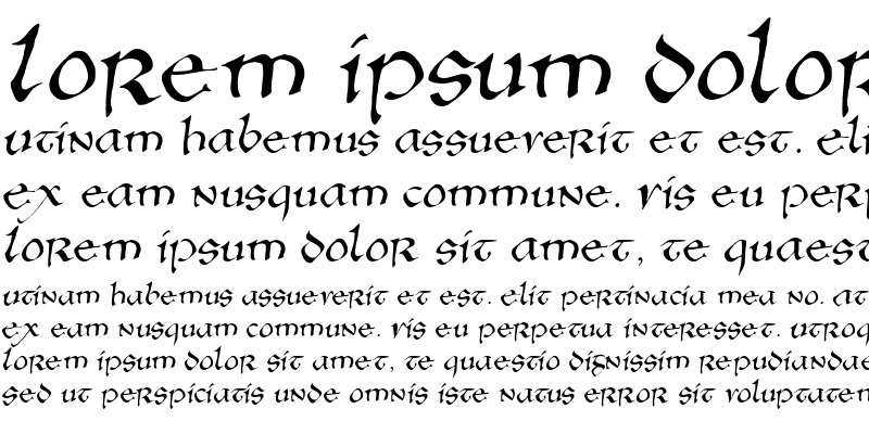 Sample of AngloSaxon