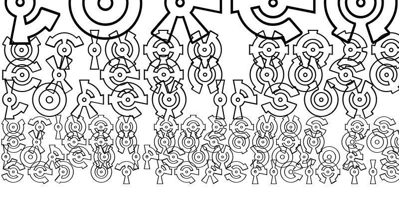 Sample of Anillo Outline Outline
