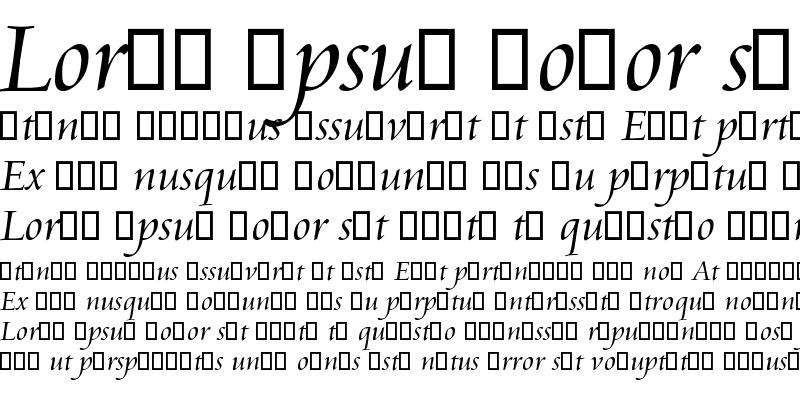 Sample of Aramis (Trial)