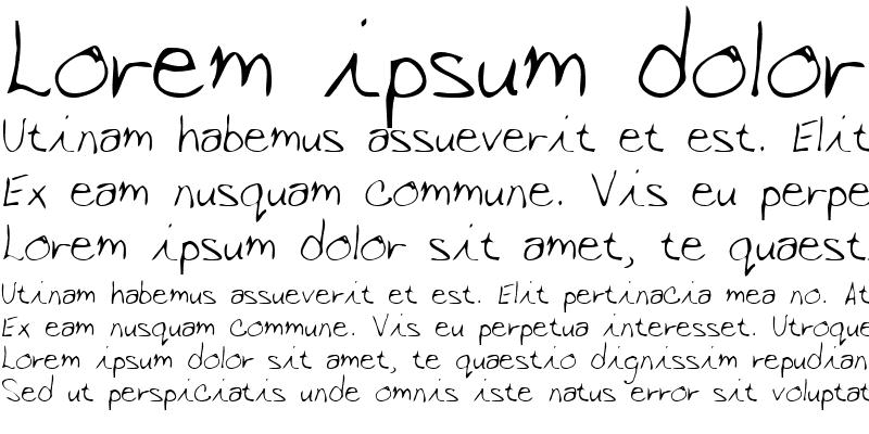 Sample of Arbor Regular