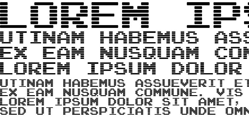 Sample of Arcade Interlaced