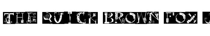 Preview of Artistiques-Bricks Regular