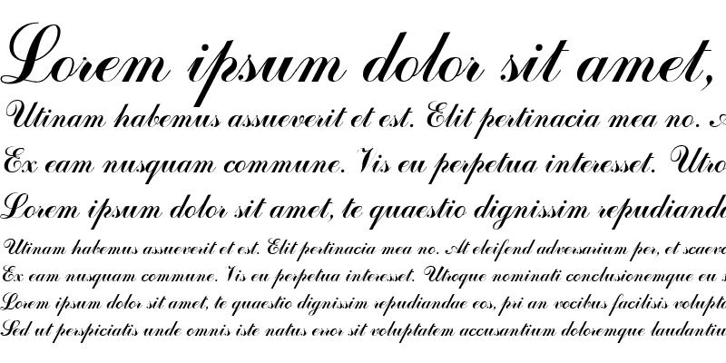 Sample of ArtScript