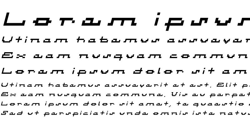 Sample of Atomic Inline Italic