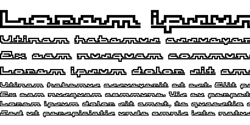 Sample of Atomic OutlineScript