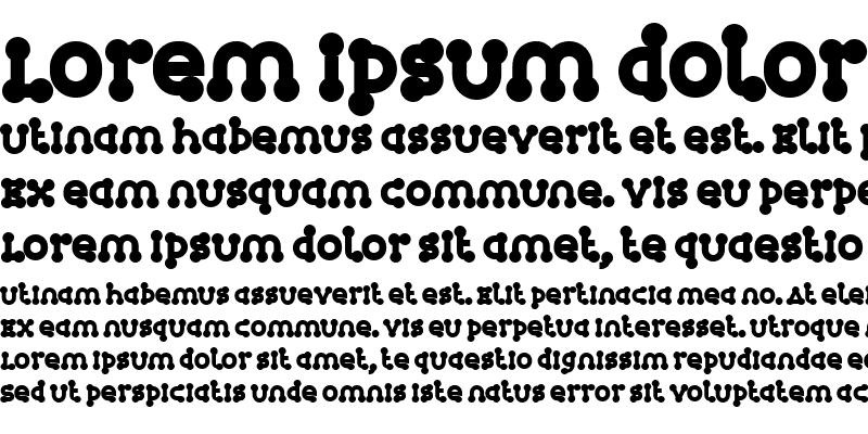 Sample of Atomium-Heavy Regular