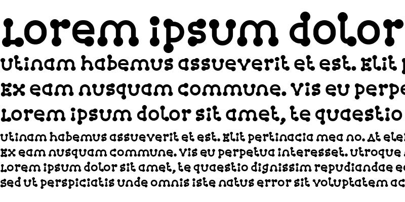 Sample of Atomium-Regular