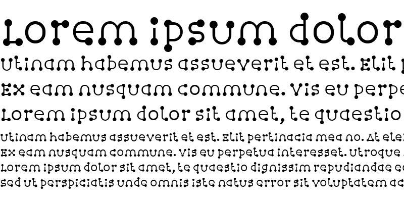 Sample of Atomium-Thin
