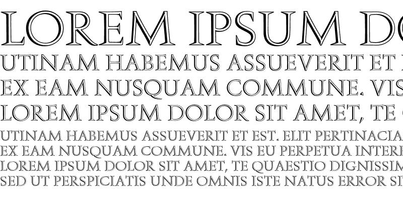 Sample of Augustea Open