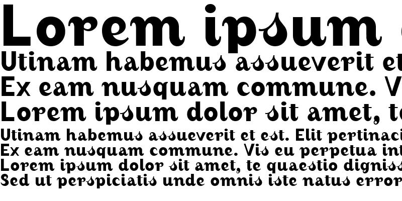 Sample of AugustMedium