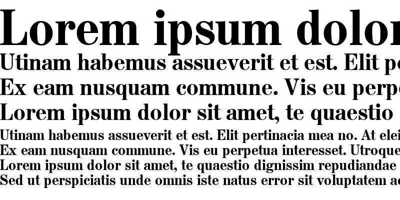 Sample of AugustMediumDB