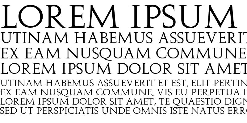 Sample of Augustus